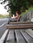 254 bench woman 82778