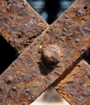 357 rusty cross 773265