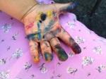 389 child paint 823206