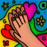 448 stained-glass-praying-hands 912857