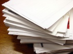 868 pile of paper 32837